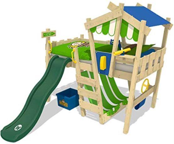 Misure Letti A Castello Per Bambini.Letto A Castello Con Scivolo Bambini Guida Alla Scelta Prezzo