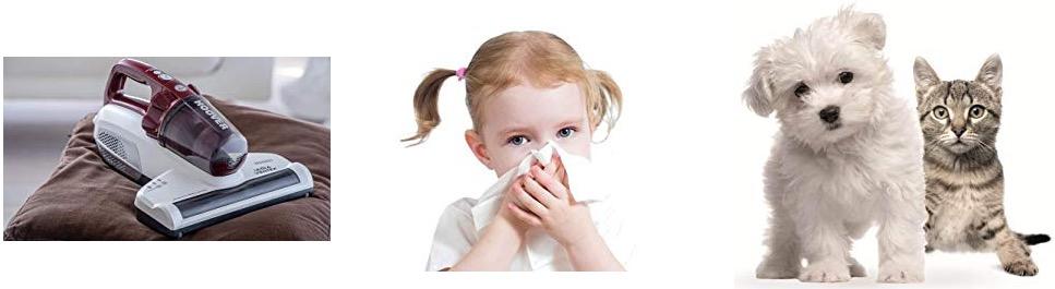 Battimaterasso Hoover pulizia allergia cani gatti bambini